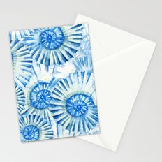 Sea Life Pattern 01 Stationery Cards