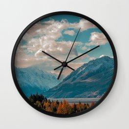 The Adventure Wall Clock