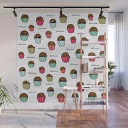 Brigadeiro-delicioso:) Wall Mural