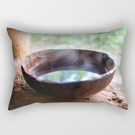 CocoNuts for Tea Rectangular Pillow