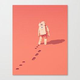 S.O.S Canvas Print