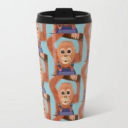 orangutan Travel Mug