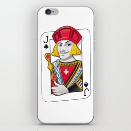 Le Valet iPhone Skin