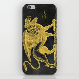 The Mythological Beast iPhone Skin
