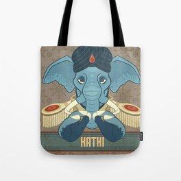 Hathi Tote Bag