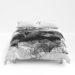 Crystal Shades Comforters