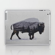 The American Bison Laptop & iPad Skin