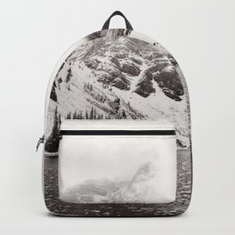 Wild Winter (B&W) Backpack