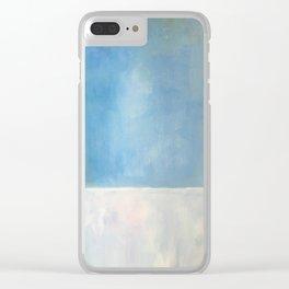 Mark Rothko Interpretation Untitled 1969 Clear iPhone Case