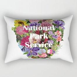 National Park Service Rectangular Pillow