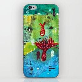 I VI iPhone Skin