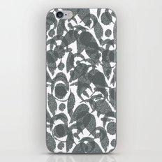 blan iPhone Skin