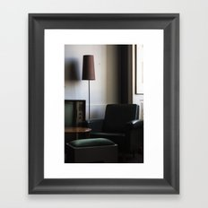 mercado negro Framed Art Print