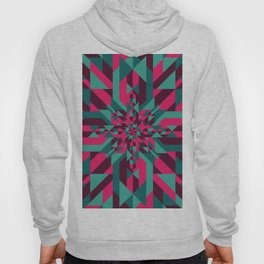 Star Quilt Hoody