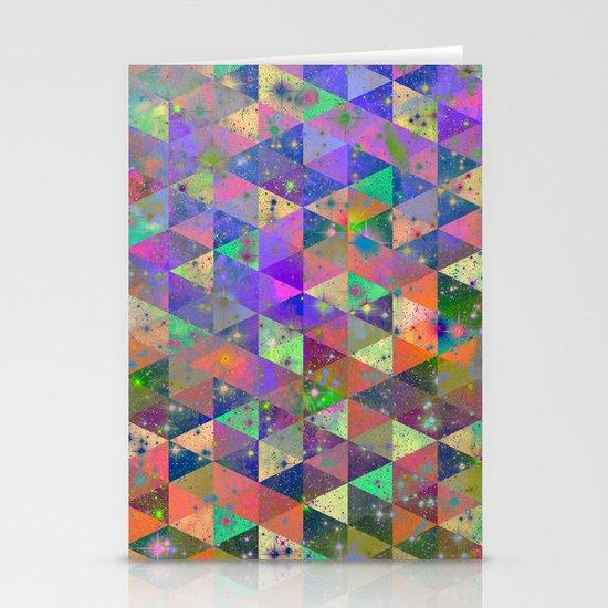 Triangulum Stationery Cards