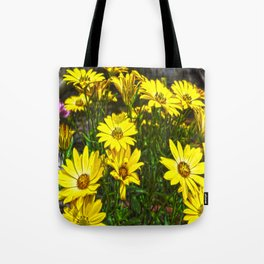 daisys flowers Tote Bag