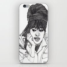 Ronnie Spector 2 iPhone & iPod Skin