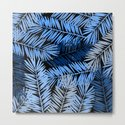 Tropical Palm Leaves III by uniqued