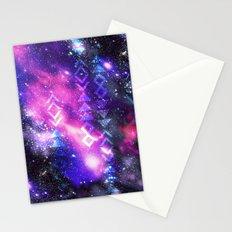 Tribal Galaxy Stationery Cards