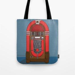 Jukebox Jam Tote Bag