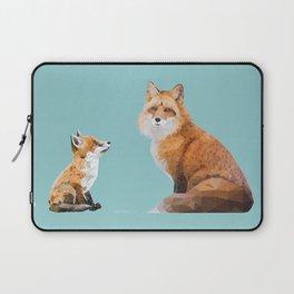 Fox Tenderness Laptop Sleeve