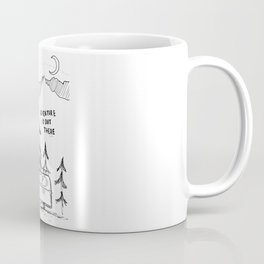 Adventure is Out There Coffee Mug