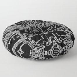 Quicksilver Floor Pillow