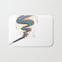Joint Art Bath Mat