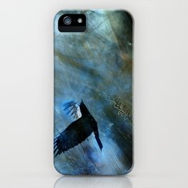 A New Day's Search For Faustian Egos iPhone Case