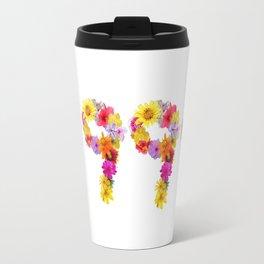 All Color Flower 1991 Travel Mug