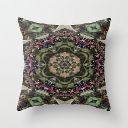 Nature's Twists # 18 Throw Pillow