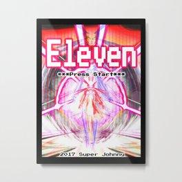 ElevenRPG.rom Metal Print