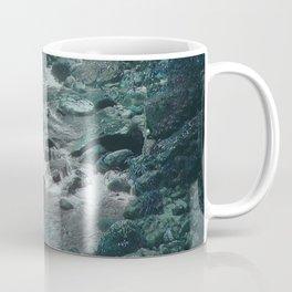 Mossman Gorge in Blue Coffee Mug