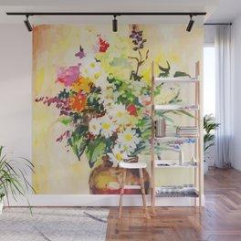 bouquet Wall Mural