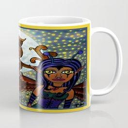 Nyx Of The Night Coffee Mug