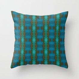 Varietile 61b (Repeating 2) Throw Pillow