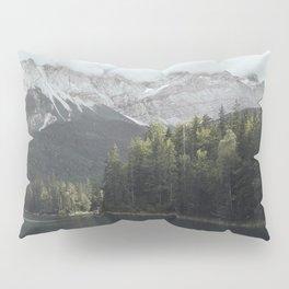 Slow days - Landscape Photography Pillow Sham