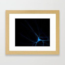 Bacterity Framed Art Print