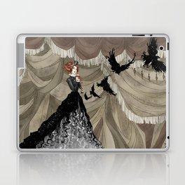 Midnight Circus: The Illusionist Laptop & iPad Skin