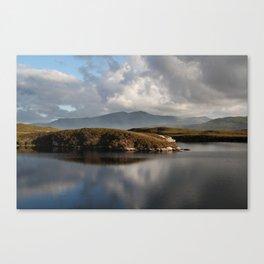 Beinn Mhor - South Uist - Scotland Canvas Print