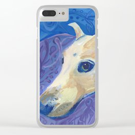 Lucy Clear iPhone Case