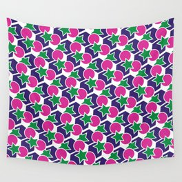 Geometry in Motion Wall Tapestry