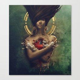 Inner Sanctuary Canvas Print