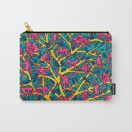Keith Haring: The Tree of Monkeys Carry-All Pouch