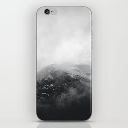 Lost in the Fog iPhone Skin