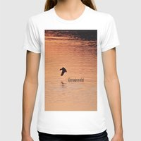 not all who wander T-shirts featuring Wander by Nonna Originals