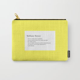 Yellow fever, a defnition Carry-All Pouch