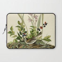 Field Sparrow (Spizella pusilla) Laptop Sleeve