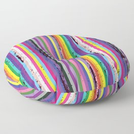 LGBTQ2 Pride Floor Pillow