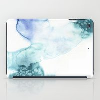 salt water iPad Cases featuring water and salt by realgiant